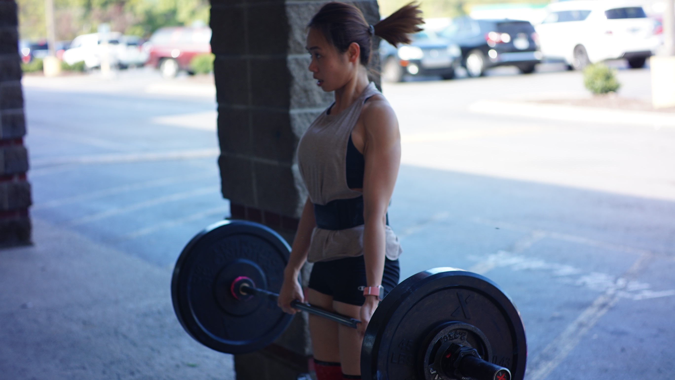 find crossfit bellevue - Athlete of the Month: Phuong Dollar