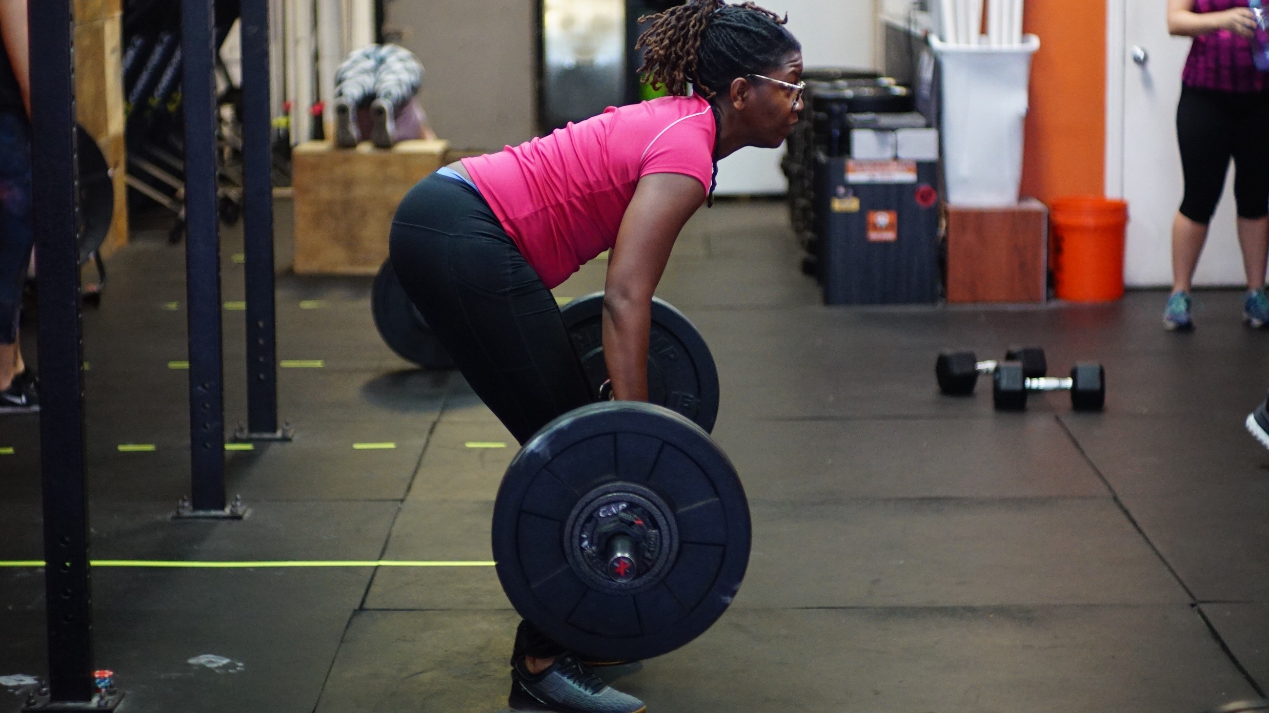 find crossfit gym bordeaux - Athlete of the Month: Jackie Hanna