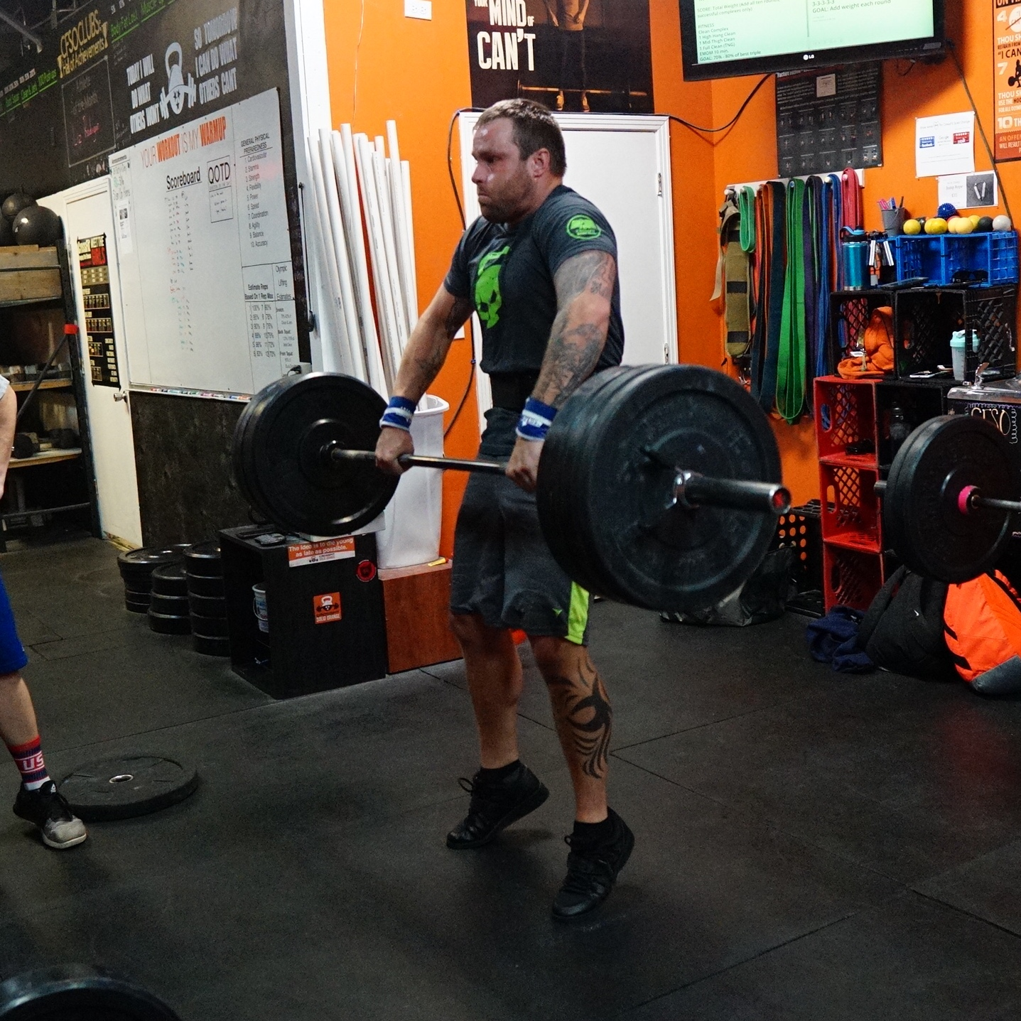 find group fitness antioch - Athlete of the Month: Scott Gibson