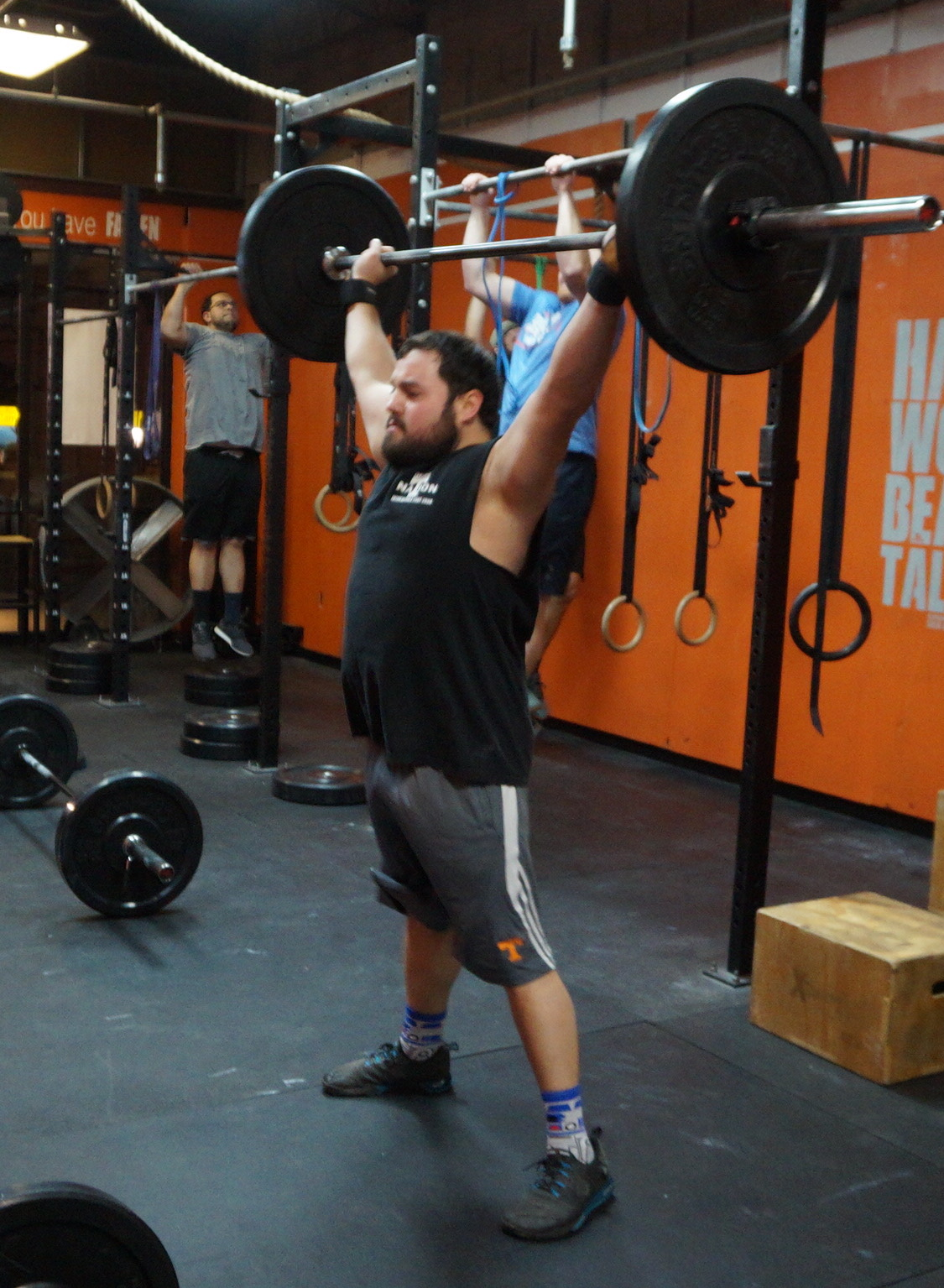 find group fitness near me antioch - Athlete of the Month: Alex Lourie