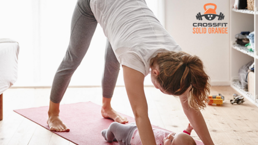find group fitness near me bellevue - Working Out Postpartum