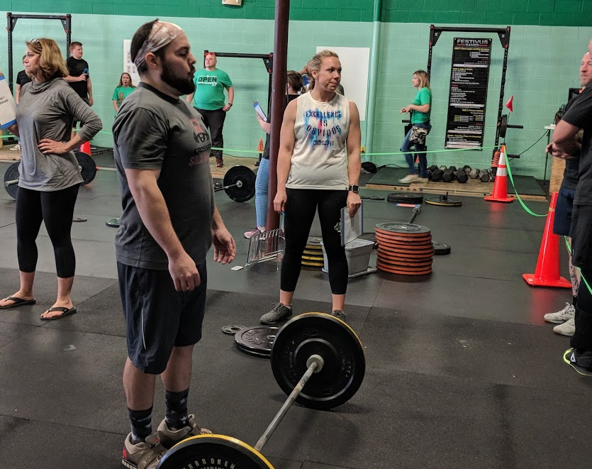 find group training nashville - Athlete of the Month: Alex Lourie