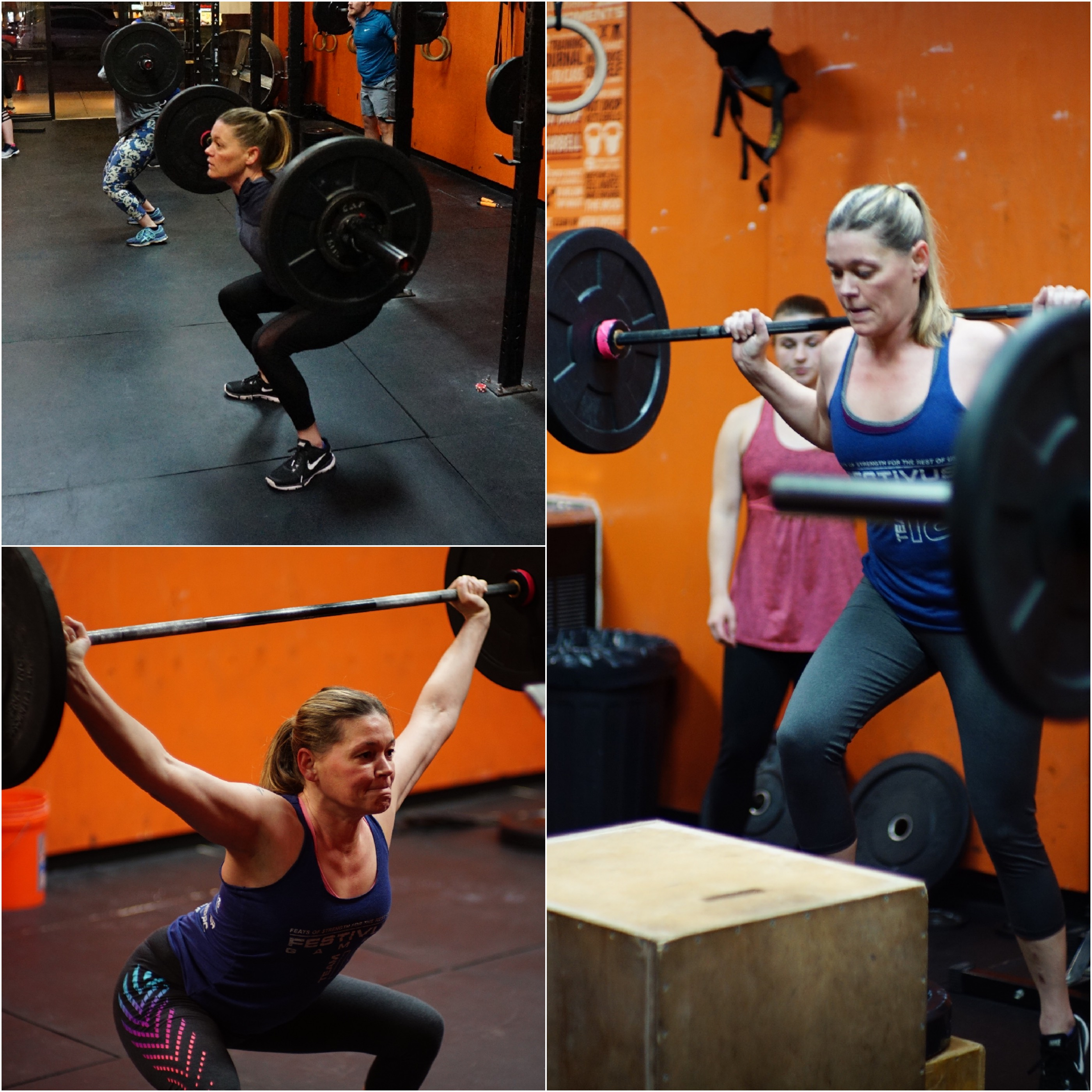 find gym classes near me bordeaux - Athlete of the Month: Amy Kight