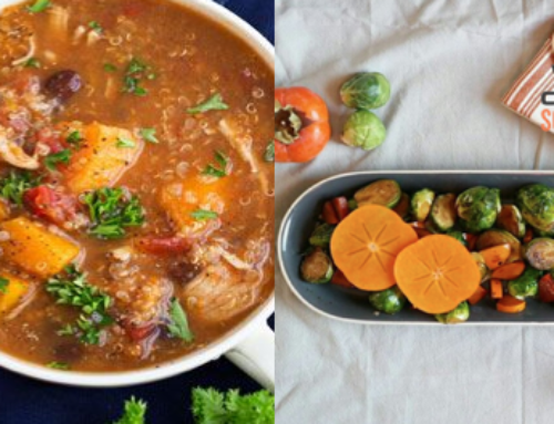 Food For Thought – Warming Winter Recipes