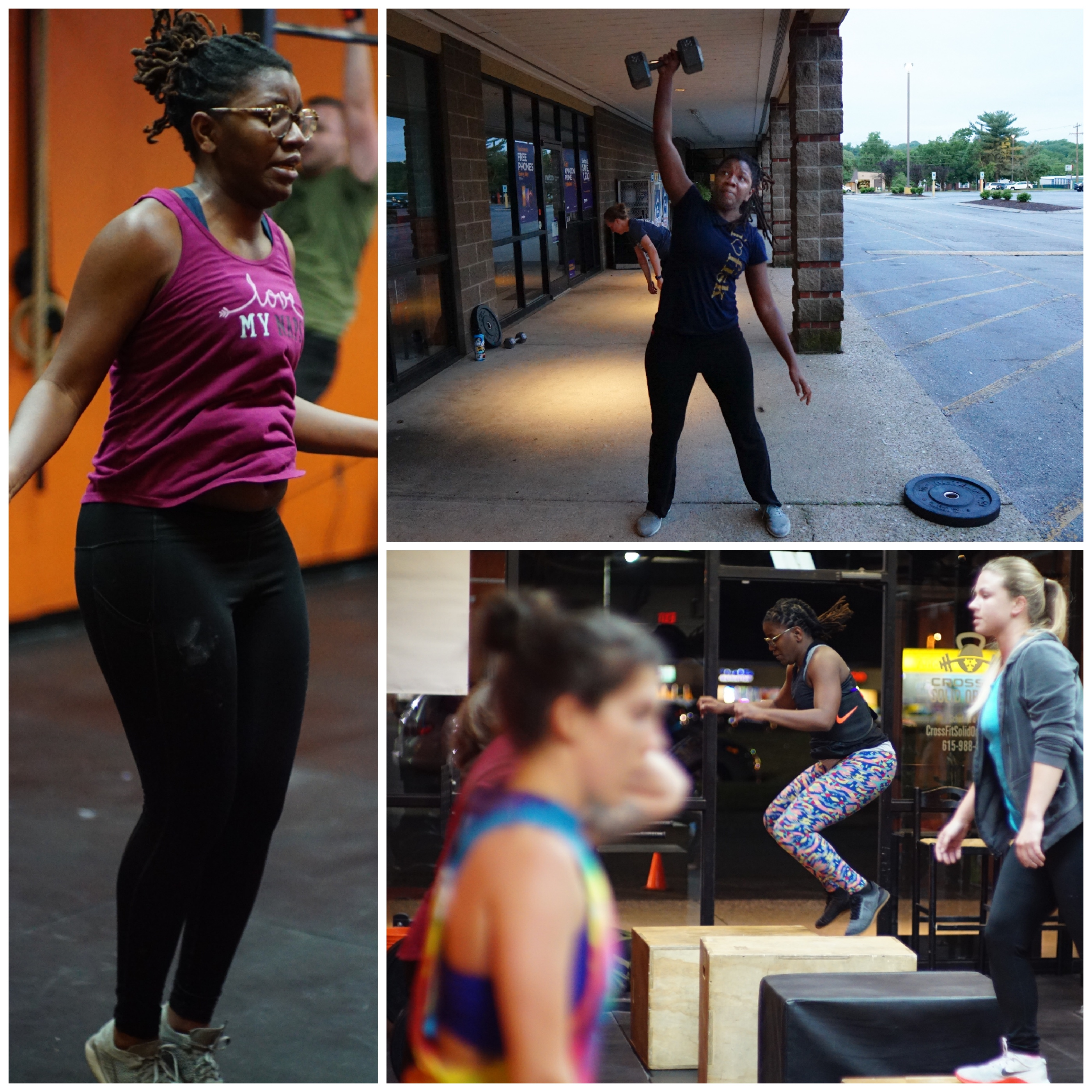 find local personal trainer nashville - Athlete of the Month: Jackie Hanna
