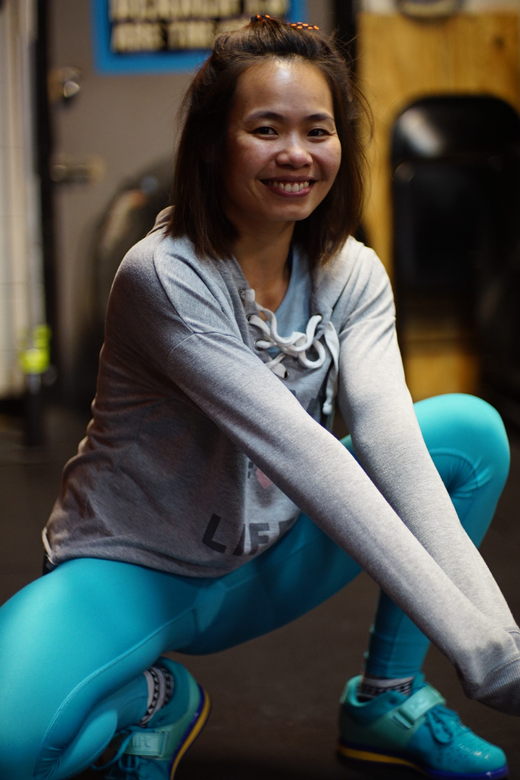 find personal trainer belle meade rotated - Athlete of the Month: Phuong Dollar